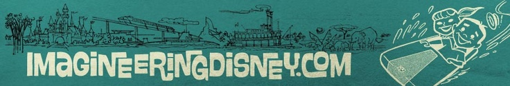 The Imagineering Disney Blog- really cool Disney history!