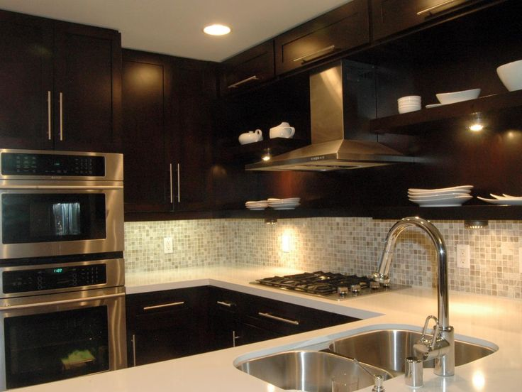Kitchen Design Ideas Dark Cabinets 20 best modulnova kitchens: interior components and accessories