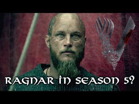 Vikings - Ragnar Lothbrok WILL Be In Season 5!! [Season 5