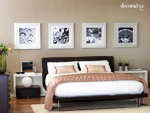 colgar-cuadros-dormitorio-pictures-bedroom-decoration