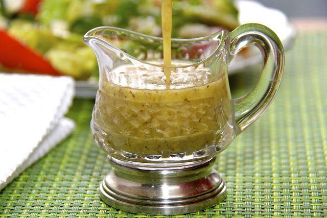 The Café Sucré Farine: A Sensational Sunny Salad Dressing to Chase Away the Winter Blues - Meyer Lemon Vinaigrette