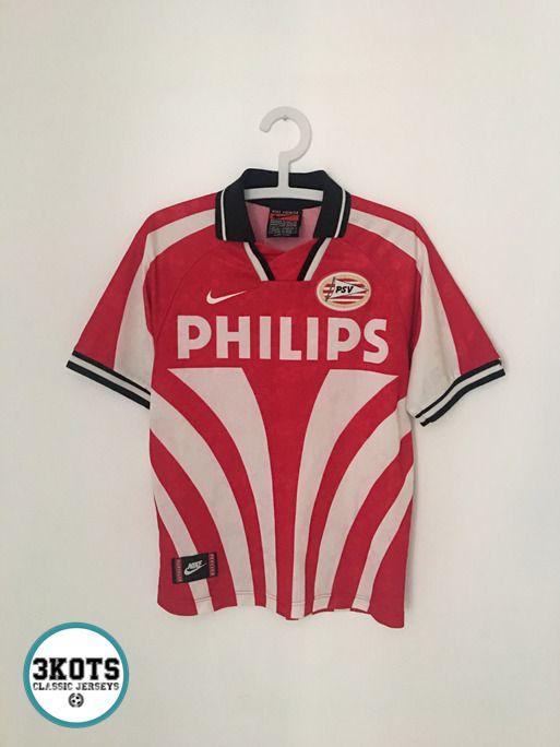 1249bda67 PSV 1996 97 Home Football Shirt (S) Soccer Jersey Vintage NIKE Holland  Maglia  Nike  Jerseys  Footballshirts  Soccerjerseys  PSV
