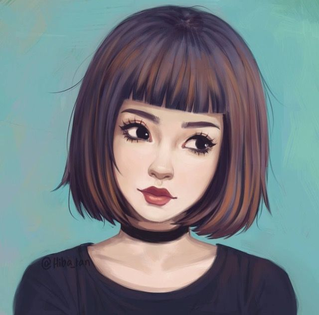 @Hiba_tan Illustration Could be Max Caulfield if she was cooler like Rachel...haha, jk, she's cool in her own way