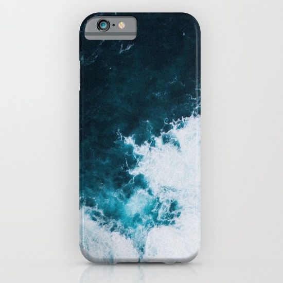 Wild ocean waves II iPhone & iPod Case by Lostfog Co↟. Worldwide shipping available at Society6.com. Just one of millions of high quality products available.