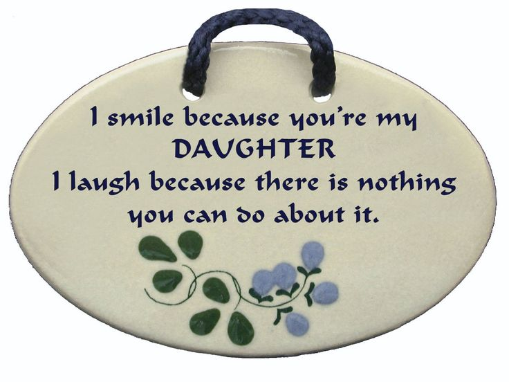 I You Laugh I About Theres It Your Because Do Can Because Sister Nothing You Love My