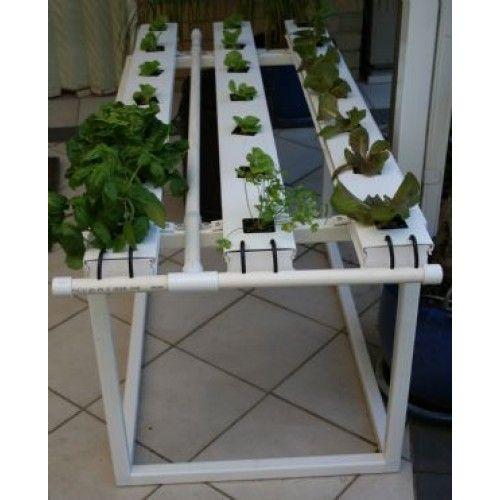 NFT Hydroponic Growing Kit