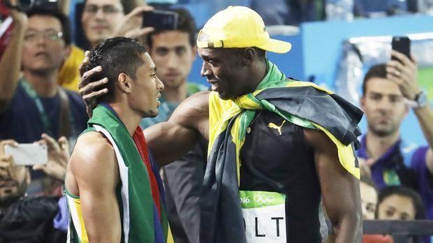 It's too late to race Wayde van Niekerk, says Bolt