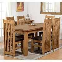 Tables The Tortilla represents great value for money. Made from solid pine in a…
