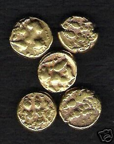 India 17 TH Century Gold Coin Shiva Parvati Hyder Ali RARE Indian Currency | eBay