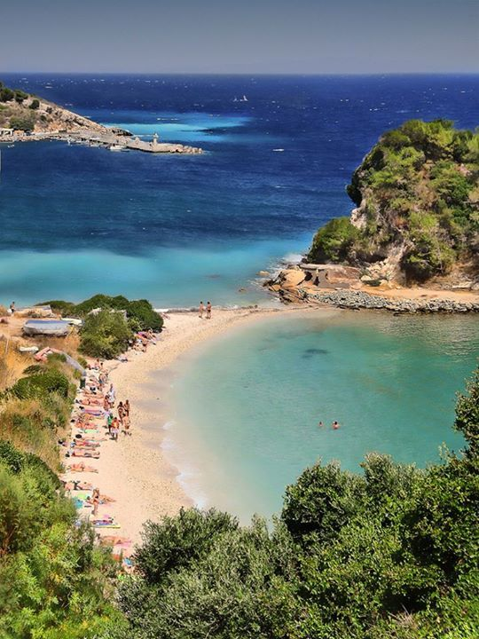 Kokkari, Samos, Greece http://www.greece-channel.com