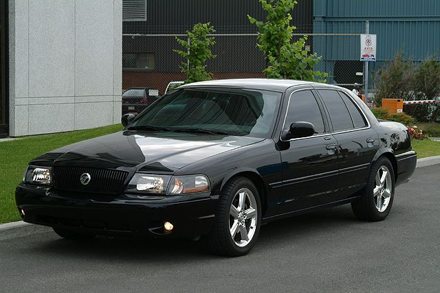 Mercury Marauder | 2003 Mercury Marauder - The tint!