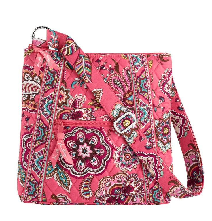 "Vera Bradley Hipster in ""Call Me Coral"" Pattern"