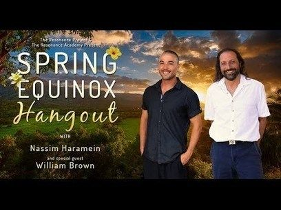 Spring Equinox 2014 – hangout with Resonance Project