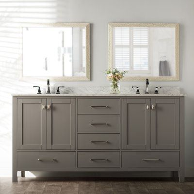 Shop Wayfair for Bathroom Vanities Sale to match every style and budget. Enjoy Free Shipping on most stuff, even big stuff.