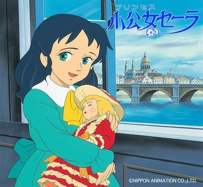 Wrapping the Anime: Princess Sarah - 小公女セーラ