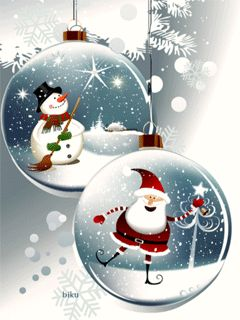 Download Animated 240x320 «Новогодняя 2013» Cell Phone Wallpaper. Category: Holidays