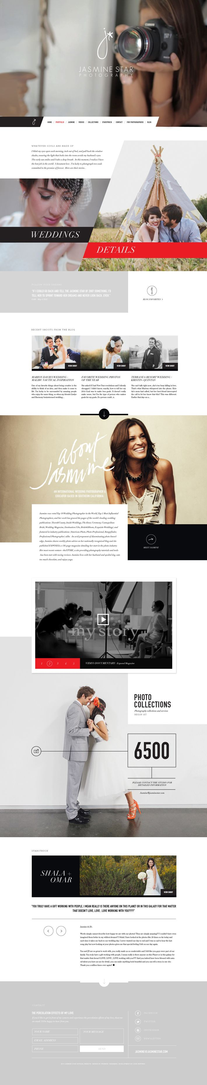 Jasmine Star Website  |  Designed by Promise Tangeman