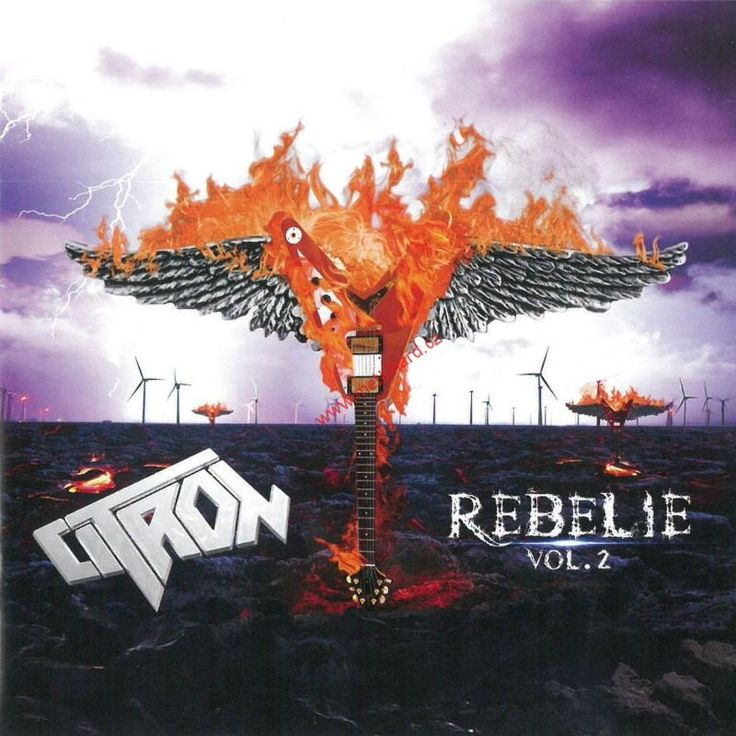 CITRON-Rebelie Vol.2