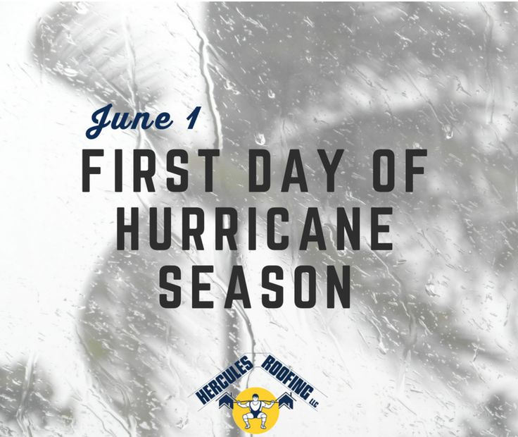 June marks the beginning of the Atlantic hurricane season. Do you have questions about how to protect your roof in the event of a hurricane?