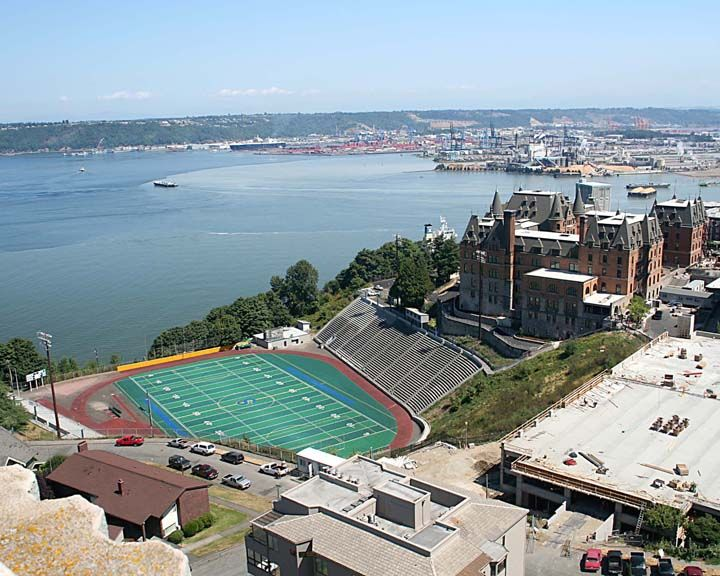 Stadium Bowl Stadium High School Tacoma Washington