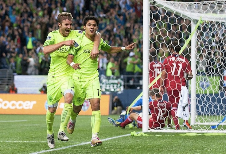 2011 USOC Final: Sounders FC 2, Chicago Fire 0