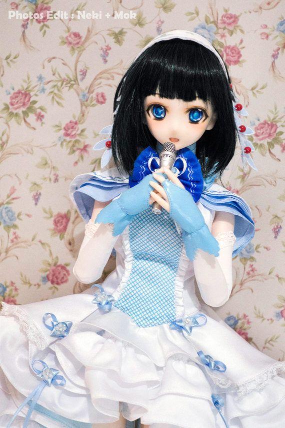 Sagisawa Fumika SR Outfit/Custom Head  Idomster by CfphkBJD