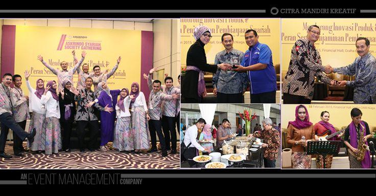 Askrindo Syariah Society Gathering