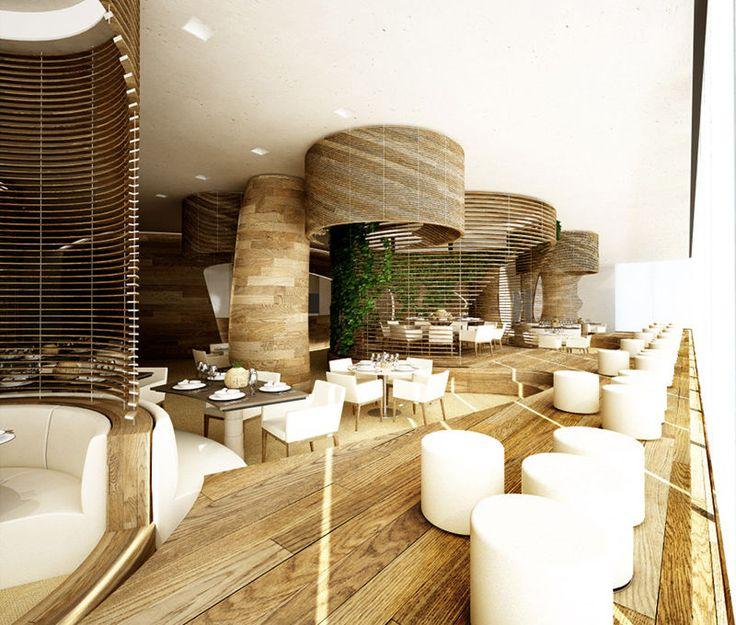 Marriott Serendipity Restaurant by Brain Factory