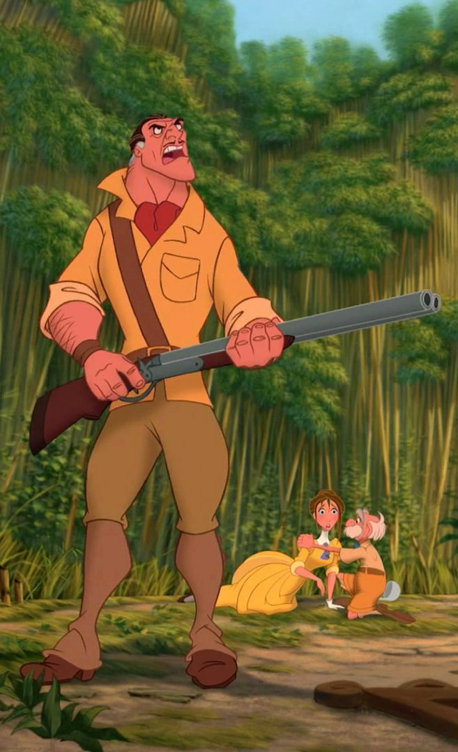 *CLAYTON, Tarzan, 1999