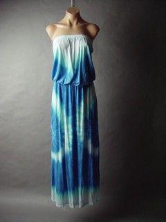 "Destination Wear  ""By The Sea Maxi Dress""  Shop online at: www.casalovina.com"