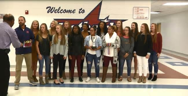 Athletes Of The Week: Northside Lady Patriots Softball The Northside Lady Patriots softball team has been selected as Athletes Of The Week. Saying that they had a great season would be an understatement. They won the state championship in a 6-0 win! Last year, they went to the state championship, but lost ...