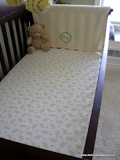 Baby Browns Bumble Bee Themed Nursery