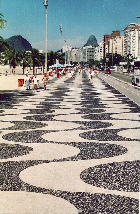 Copacabana, Rio de Janeiro - Brasil