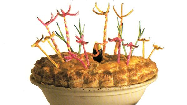 Bird Pie! Inspired by Roald Dahl's The Twits.