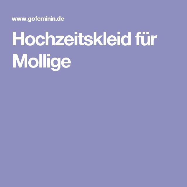 ideaa: Hochzeitskleider Für Mollige Pinterestissä  Hochzeitskleider ...