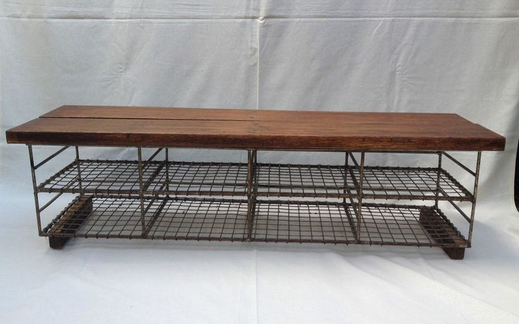 industrial shoe rack - Google Search