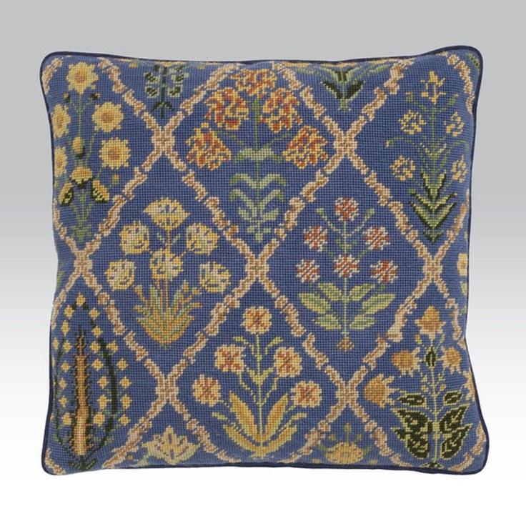 Herat Blue - Ehrman Tapestry