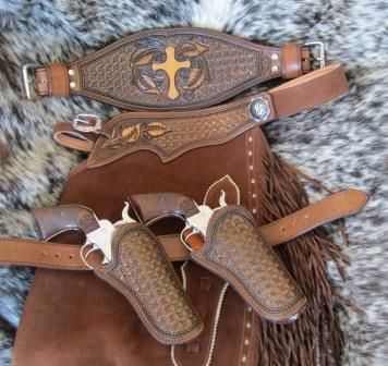 Mounted Shooting Gear - The Leather Loft