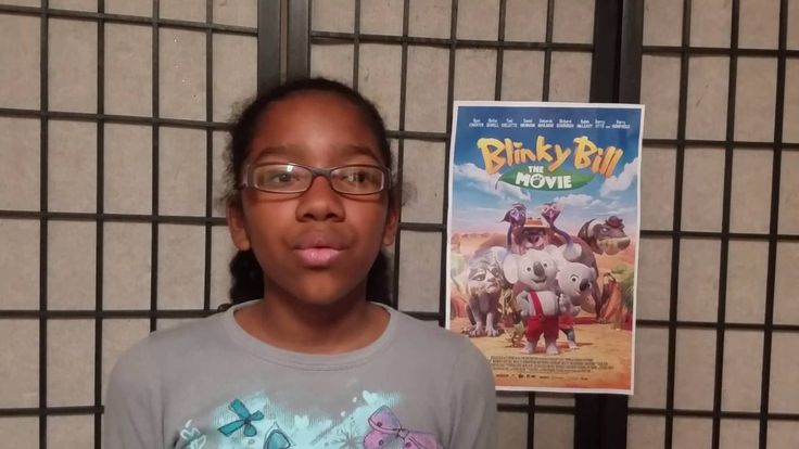 DVD Review: Blinky Bill the Movie by KIDS FIRST! Film Critic  Linda D. #KIDSFIRST! #BlinkyBill