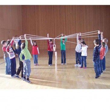 Jeu de coopération géant La Tour de Fröbel - Fabricant Allemand