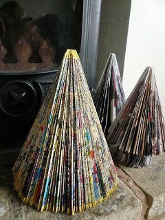 One Christmas tree (formerly the Yellow Pages)