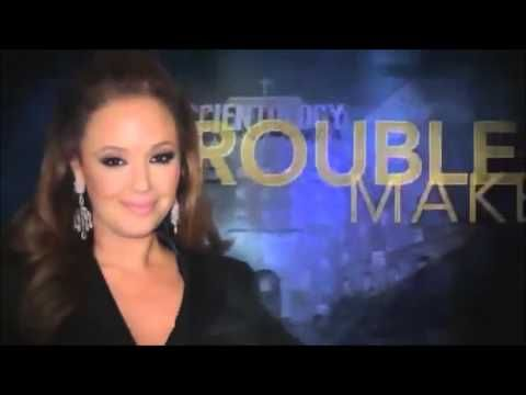 Leah Remini EXPOSES Scientology - YouTube