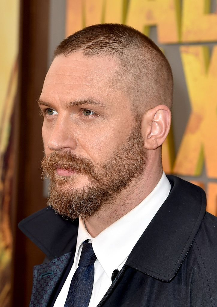 "Tom Hardy Photos Photos - Actor Tom Hardy attends the premiere of Warner Bros. Pictures' ""Mad Max: Fury Road"" at TCL Chinese Theatre on May 7, 2015 in Hollywood, California. - Premiere Of Warner Bros. Pictures' 'Mad Max: Fury Road' - Red Carpet"