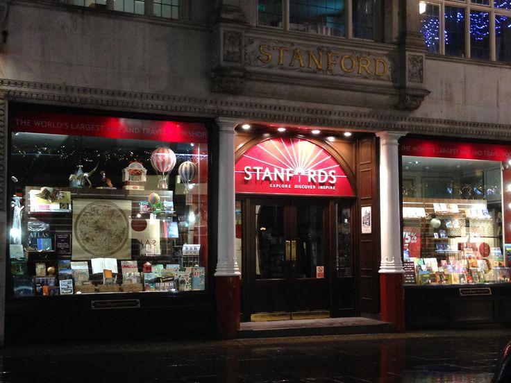 Stanfords 旅行者書店