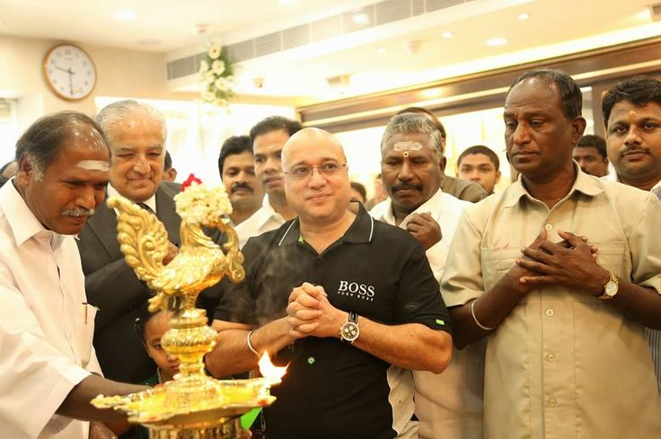 #kirankumar #lalithaajewellery We may encounter many defeats but we must not be defeated.