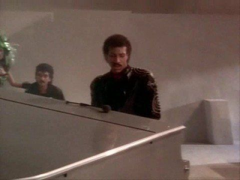 Lionel Richie - Penny Lover - Is a personification for the quest of worldly riches.