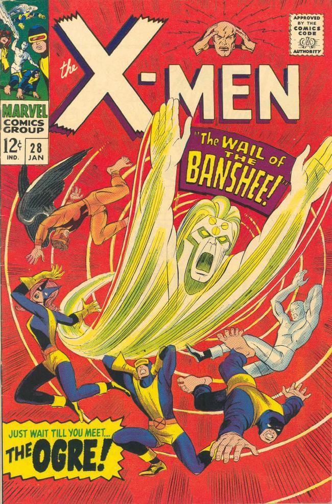 Uncanny X-Men 28 ACQUIRED!