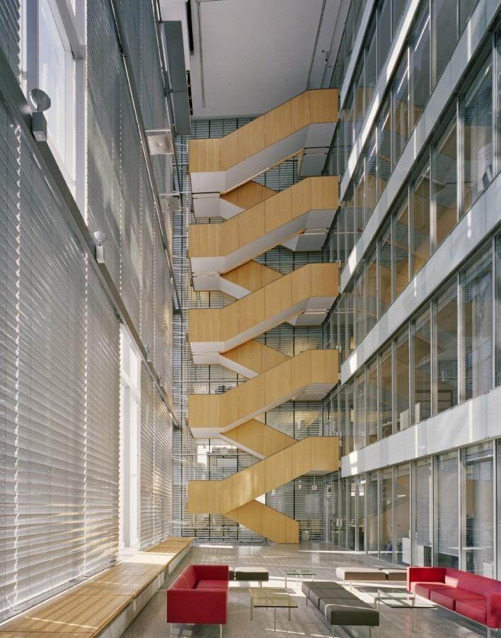Manitoba Hydro by KPMB Architects, Winnipeg, Canada