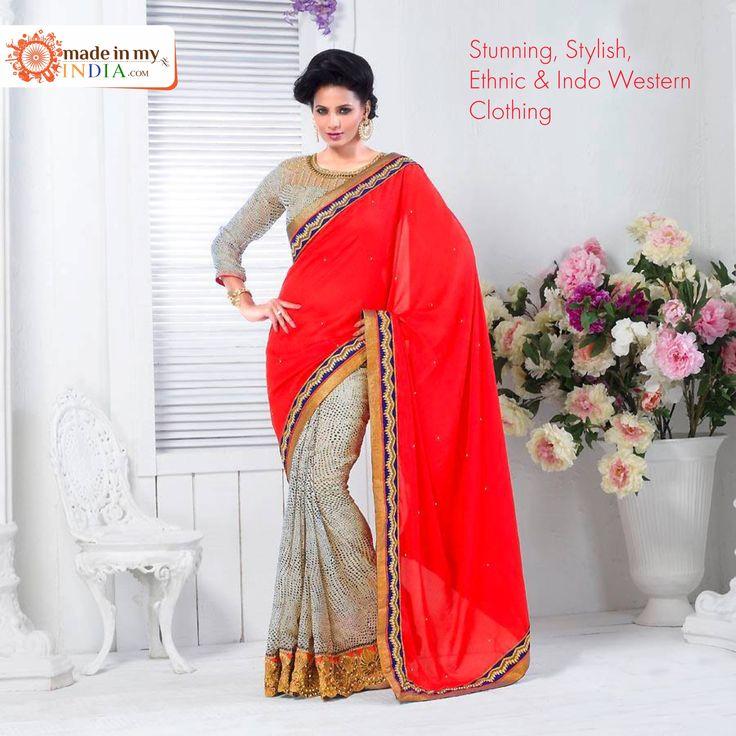 Stunning ,Stylish, Ethnic & Indo Western Clothing   Explore more @www.madeinmyindia.com Made with love in #India  #madeinmyindia #made #with #love #india #ethnic #wear #fashion #clothing #unique #handcrafted #suits #kurtis #lehanga #sarees #Bridal #partywear #embroided #wedding #navaratri #manymore #diwali #fashion #stunning #indowestern
