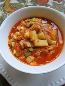 Plain Chicken: Brunswick Stew